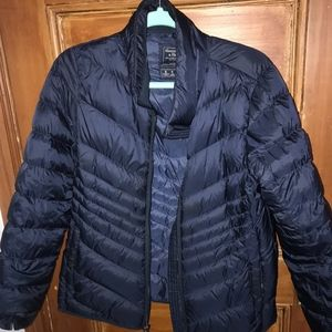 Abercrombie & Fitch Lightweight Packable Puffer